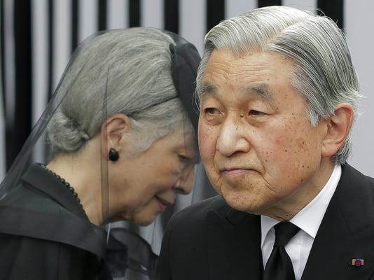 Akihito,Michiko