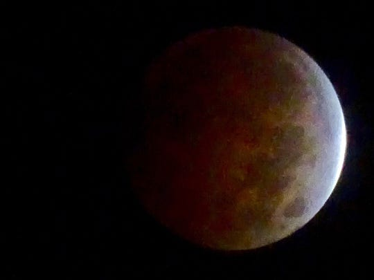 blood moon eclipse denver - photo #15