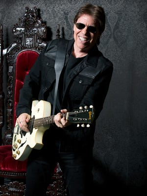 George Thorogood opens the summer outdoor large-venue concert season Saturday, May 30, at CMAC.
