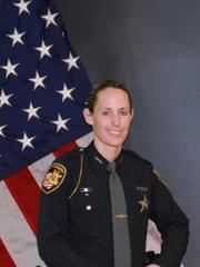 Deputy Katie Barnes