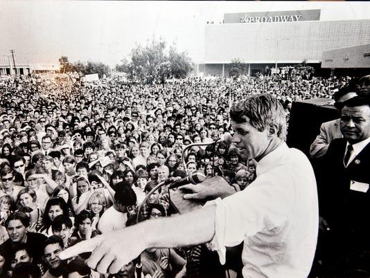 Bobby Kennedy photos