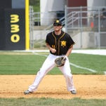 Brett Zaziski of Randolph is the starting first baseman for the Sussex County Miners.