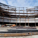 New Red Wings arena update