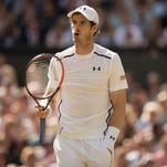 Andy Murray won the 2016 Wimbledon title.