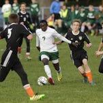 Oshkosh North Hosts North Fond du Lac United In Soccer