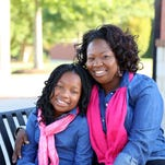 Michelle Evans is a single mom to N'diyah, age 10.