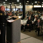 Police foundation hosts State of the CCPD breakfast