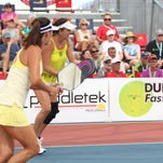 Pickleball: Dawson, Kovanda team up late to win women's doubles at U.S. Open in Naples