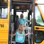 Riding the bus to school? Here's what you need to know