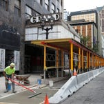 Photos: Transformation of historic theater to symphony hall underway