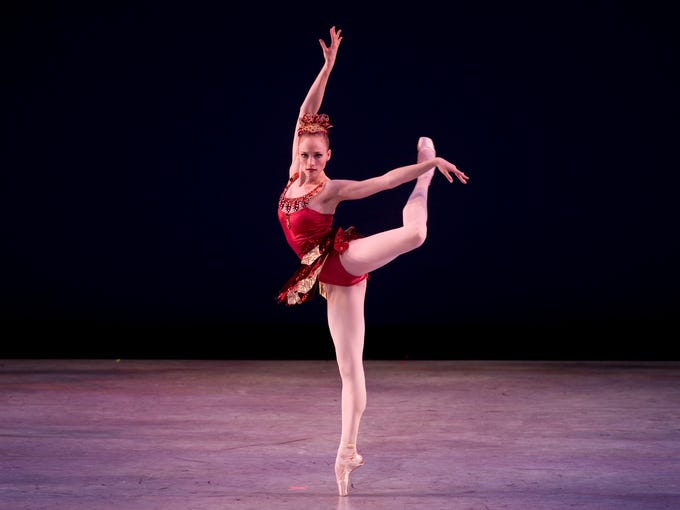 "Ballet Arizona will perform ""Rubies"" during their Ballet"