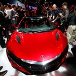 Four big hits, one miss, at Detroit's auto show