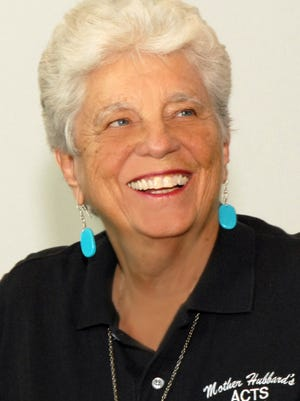 "Barbara ""Mother"" Hubbard, former Pan American Center director of special events"