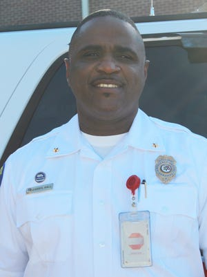 Darryl Hall is deputy chief of Leon County EMS. He credits TCC with his success.