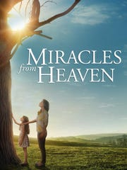 """Christy Beam's bestselling book, """"Miracles from Heaven,"""""""