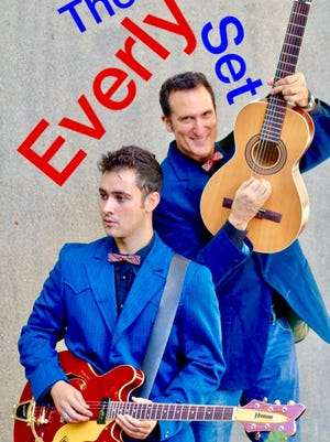 "The Watchung Arts Center is pleased to present ""The Everly Set: Sean Altman and Jack Skuller Approximate the Everly Brothers"" on Saturday, October 28 at 8 p.m."