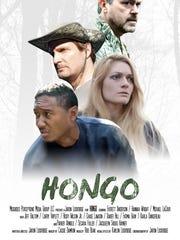 """Hongo"" is Jaron Lockridge's first full length film."