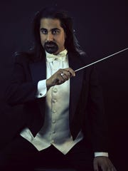 Michael Ibrahim is founder and director of the National Arab Orchestra.