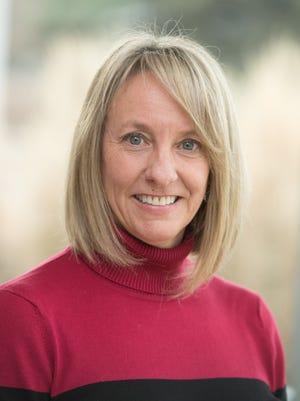 Neighbor to Neighbor housing solutions coordinator Debbie Mayer