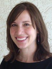 Mary Alice Scott, Ph.D. assistant professor.