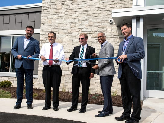 An open house and ribbon-cutting was held Sept. 27