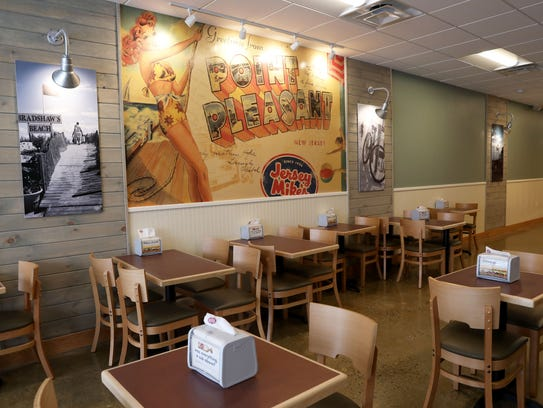 Jersey Mike's Subs in Nanuet April 2, 2018.