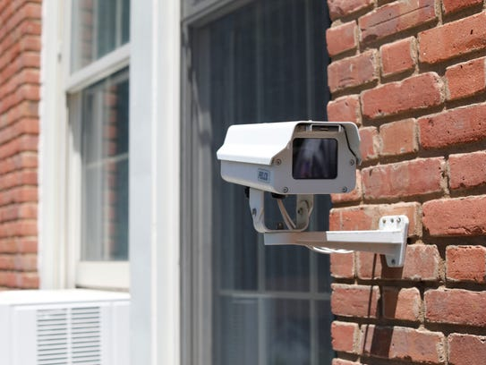 Participation in the surveillance camera registry is