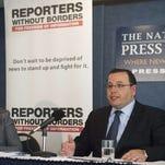 Ali Rezaian discusses his  brother, Washington Post Tehran bureau chief Jason Rezaian.