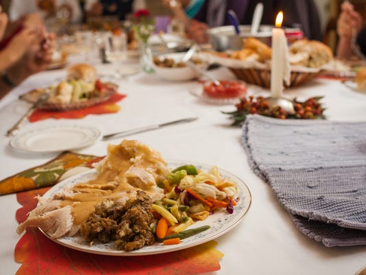 How To Survive A Tense Thanksgiving Table Talk