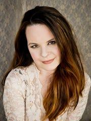 Actress and author Jenna von Oy
