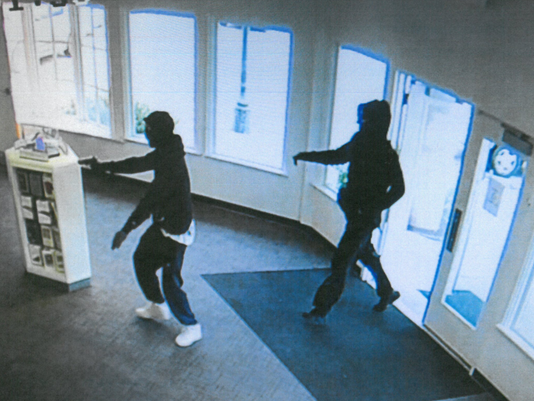 Armed robbery at AT&T in Mequon