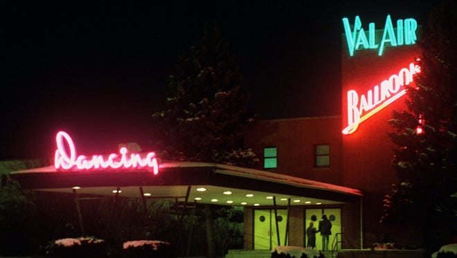 The Val Air Ballroom, pictured in 1997.