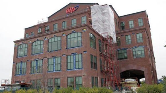 AAA Mid-Atlantic headquarters in Wilmington