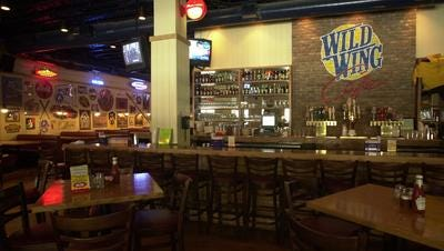 A second Wild Wing location opened at Magnolia Park in 2017.