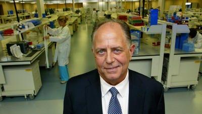 David Black, co-founder of Aegis Sciences