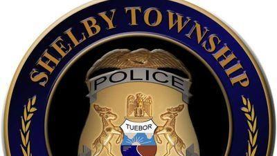 Shelby Township Police logo