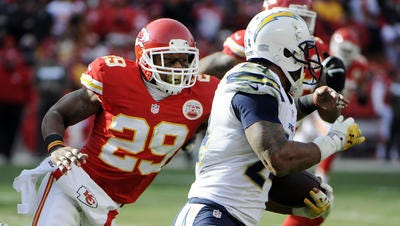 Former Vol Eric Berry will see a specialist to determine whether he has lymphoma.