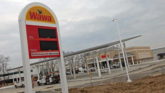 Countdown to new Wawa opening