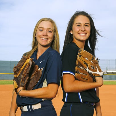 Mara Kemmer and Nic Conway were both named to the All-Arizona