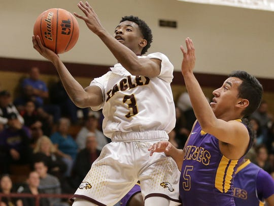 Andress' Shahodd Singleton has been a senior leader