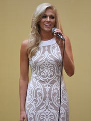 Miss Tipton County Madison Butler -- The Jackson Exchange