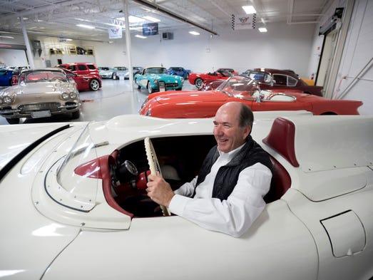 Ken Lingenfelter, owner of Lingenfelter Performance