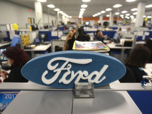 Ford Mends Fairlane Wing In First Step Of 10 Year Plan