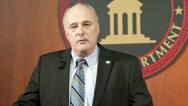 Butler County Prosecutor Michael Gmoser