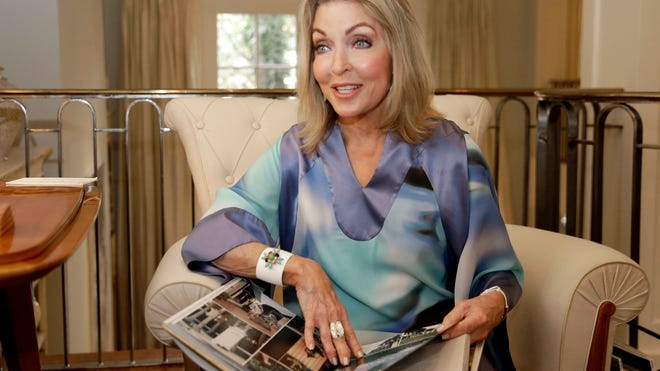 "Interior designer Jan Showers is the author of ""Glamorous Retreats."""
