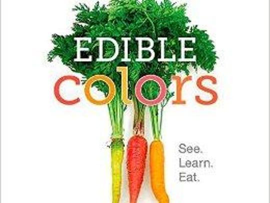 'Edible Colors' by Jennifer Vogel Bass