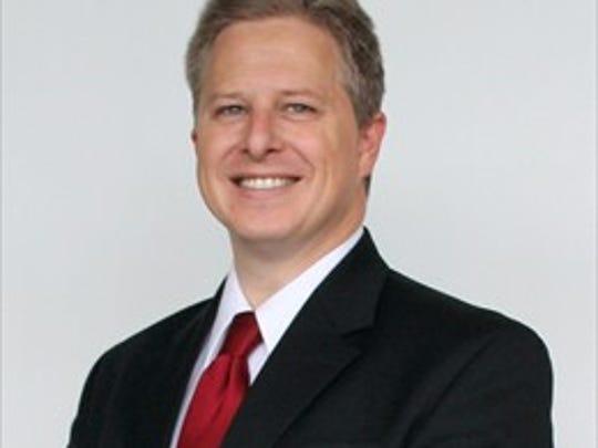 Attorney Van Irion is shown in an undated photo.