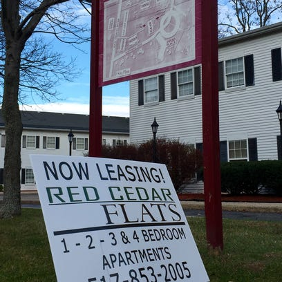 Red Cedar Flats student housing is leasing for fall