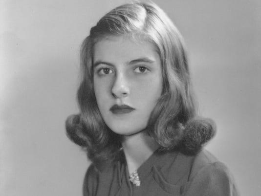 Ruth Lord, circa 1945