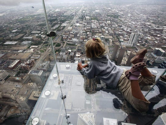 Chicago's Willis Tower is among several sites to which